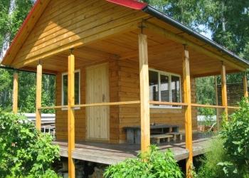 Строим бани, дома, дачи из бруса, профилированного бруса, каркасный дом и баня.