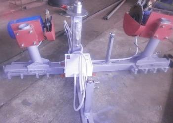 Станки для изготовления щек деревянных кабельных барабанов