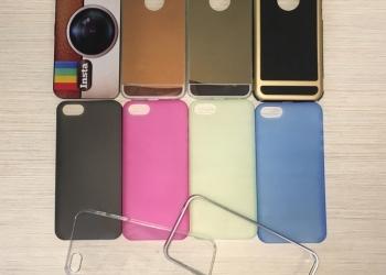 Чехол для iPhone 5, 5s, 6, 6s, 6 plus