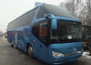 Higer KLQ 6122B, 51 место, туристический автобус