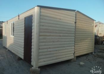 Мобильный домик 6х4,8м