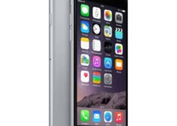 Apple iPhone 6 16Gb Space Gray LTE Touch ID