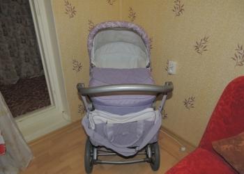 Продается коляска-люлька Happy Baby Charlotte