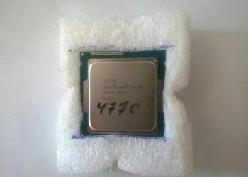 Новый Intel Core i7 4770 + Кулер Arctic Freezer i30 в подарок