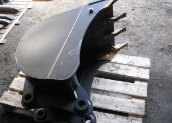 Ковш JCB 3cx 4cx ширина 600 мм