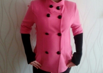 Женское демисезонное пальто Paucinni Cashmere Creation in Italy by Kas. (Дизайн