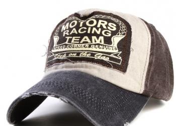 Бейсболка Motor Racing Team