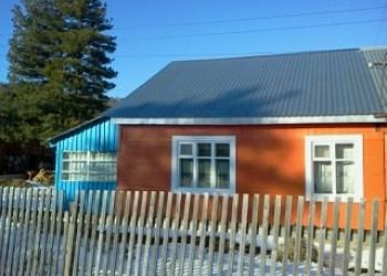 Дом с. Турочак, Республика Алтай