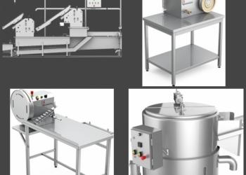 Обработка кишок пищевого производства