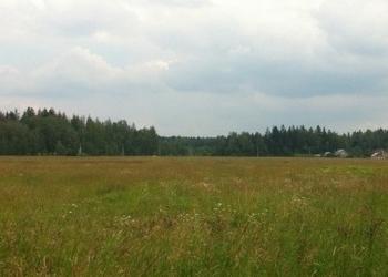 Участок 31 сотка, рядом пруд, лес,  Москва река