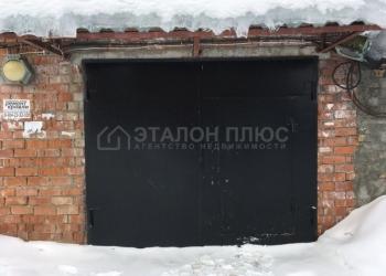 Продам кирпичный гараж,22,6м2