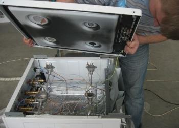 Ремонт электроплит, духовок, водонагревателей