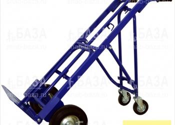 Тележка универсальная ТГУ-200 (трансформер) (цена без колес)