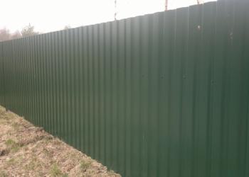 Устанавливаем различные заборы и ворота