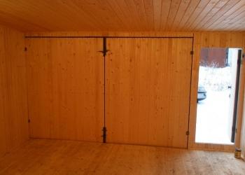 отделка и ремонт гаража