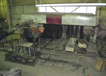 Комплекс по производству газобетона в Приютово