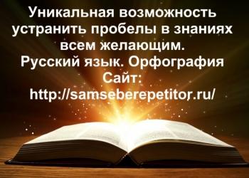 Компьютерный курс орфографии русского языка. Для самостоятельных.