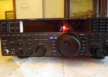 Продам радиостанцию трансивер YAESU FT-950