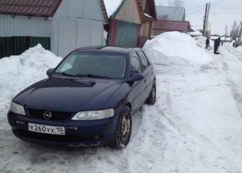 Opel Vectra, 1999 Рестайлинг