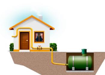 Автономная газификация. Газгольдеры.