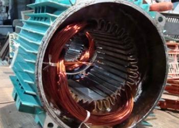 Перемотка электродвигателей в Рязани