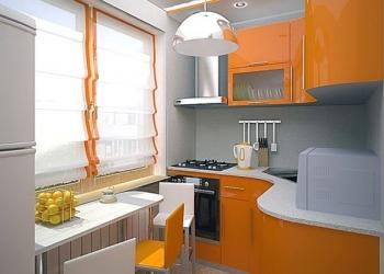 Ремонт кухни под ключ в Красноярске