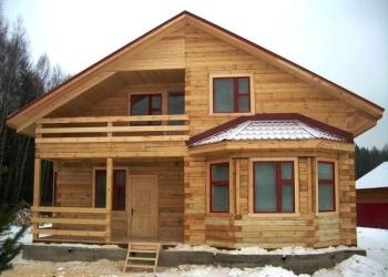 Строительство домов, коттеджей из бруса в Красноярске