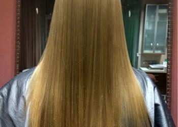 Кератиновое выпрямление и ботокс для волос (без формальдегида!)