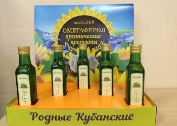 100% натуральное, органическое масло ОМЕГАФЕРОЛ
