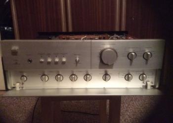 Ремонт винтажной импортной аудио аппаратуры.Мастер