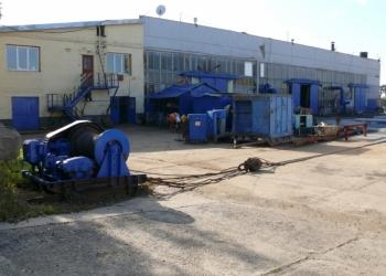 Действующий завод металлоконструкций и резервуаров