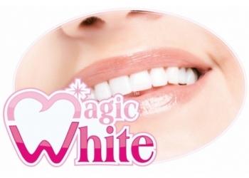 Косметическое отбеливание зубов