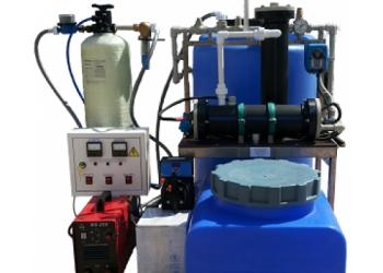 Установки по обеззараживанию воды гипохлоритом натрия (генератор хлора)
