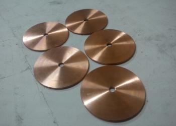 Оригинальные электроды-ролики, диски для стилоскопов