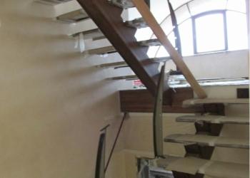 Блочные/модульные металлические лестницы