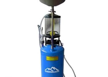 Установка для сбора масла мобильная UZM80