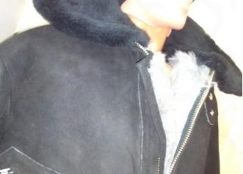 Куртка лётная(ввс) меховая нагольная, почтовая доставка