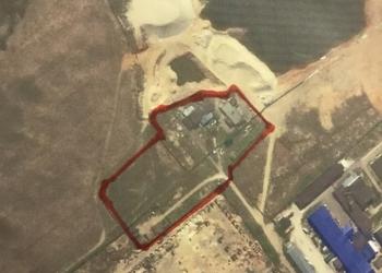 Земля 2 га под производственные помещения в 27 км от МКАД