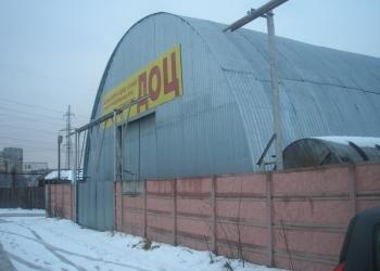 Ангар 540 кв. м2. с кран-балкой, сдаётся в аренду.