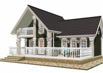 Заказывайте дачные дома TEREMDOM
