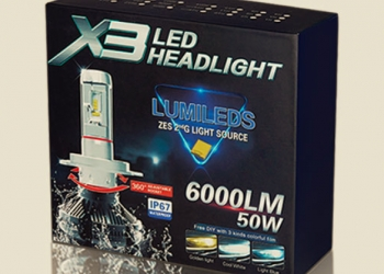 Philips светодиодные ламп X3 Led Headlight