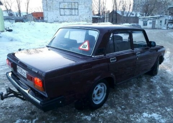 Продам машину ВАЗ- LADA 2107