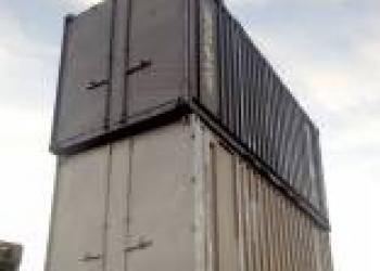 контейнер морской 20 и 40 футов