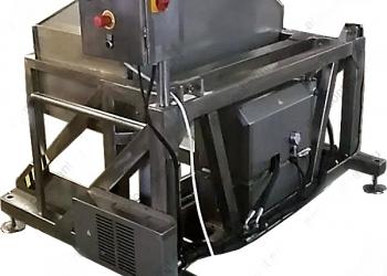 Пневматический подъемник-опрокидыватель стационарный