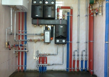 Проектирование и монтаж отопления водоснабжения канализации