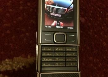 Nokia 8800 карбон 4 гига законный оригинал!