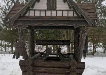 Продам домик для колодец