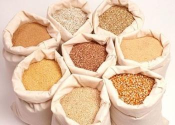 Реализую зерно в мешках