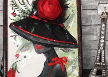 """Творческая мастерская """"Demi"""" - эксклюзивные объемные «живые картины», панно"""