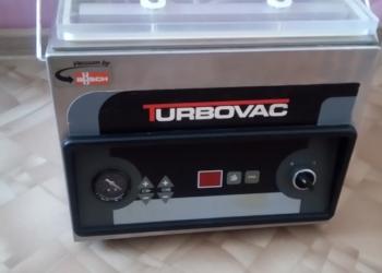Вакуумный упаковочный аппарат Turbovac 140-ST